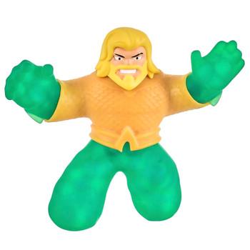"Aquaman DC Heroes of Goo Jit Zu with Goo Filling Figure 4"""