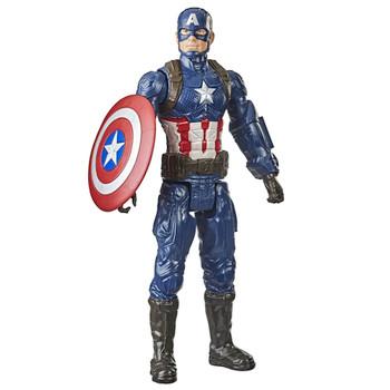 "Captain America Marvel Avengers End Game Action Figure 12"""