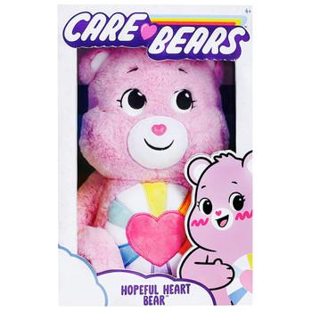 "Hopeful Heart Bear Plush Care Bear 14"""