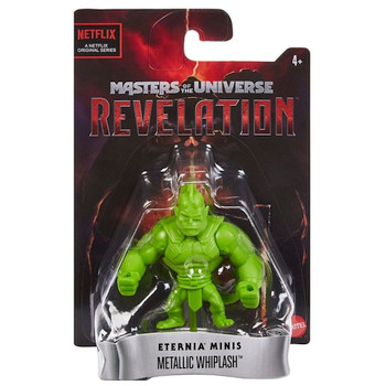 "Metallic Whiplash Masters of the Universe Eternia Minis Figure 2"""