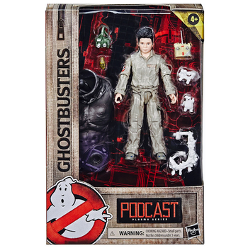 """Podcast Plasma Series Ghostbusters Afterlife Action Figure 6"""""""