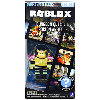 Dungeon Quest Poison Angel Roblox Deluxe Mystery Pack