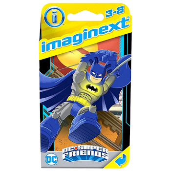 "Batman DC Superfriends Bat Tech Imaginext Figure 2.5"""