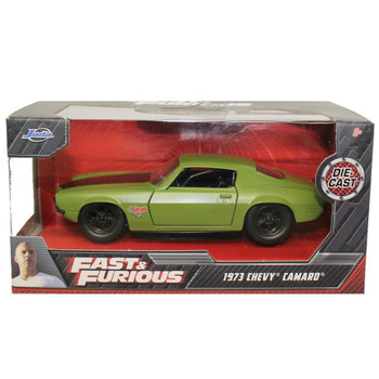 Fast & Furious 1973 Chevy Camaro Jada Diecast 1/32