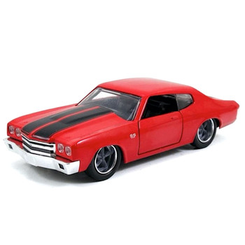 Fast & Furious Dom's Chevy Chevelle SS Jada Diecast 1/32