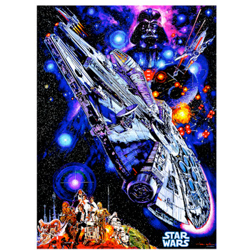 Star Wars Your All Clear Kid Puzzle 1000 Pieces