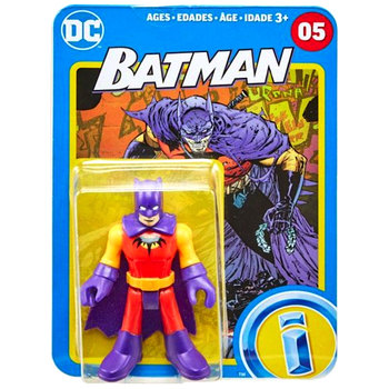 "Zur-En-Arrh Batman DC Superfriends 80th Anniversary Figure 2.5"""