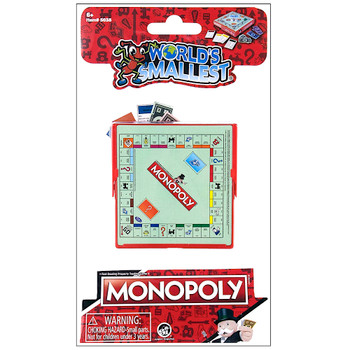 """World's Smallest Monopoly Game 3"""""""