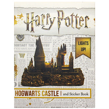 """Hogwarts Castle and Sticker Book Harry Potter Miniature Editions 2.5"""""""