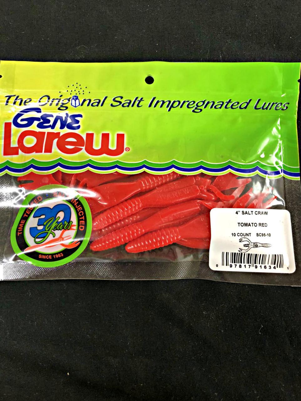"""Gene Larew Lures - 4"""" Salt Craw"""