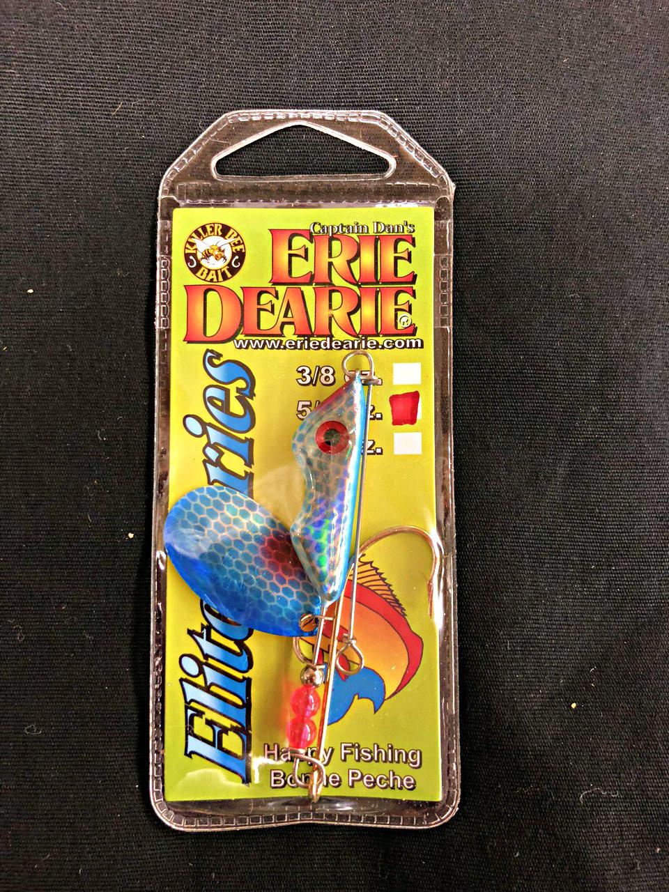 Erie Dearie - Elite Series - 5/8oz Jig