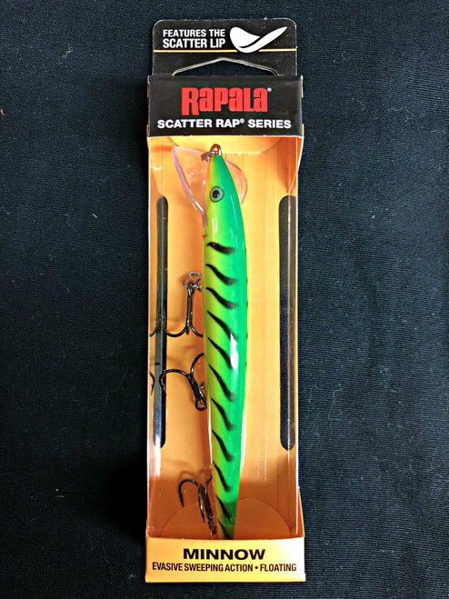 Rapala - Minnow - Scatter Rap Series - SCRM11