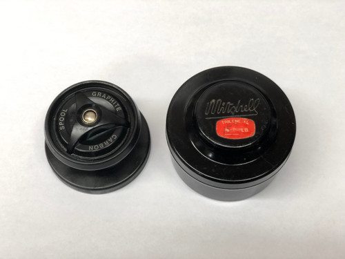 Mitchell 300 Graphite Spool and Case