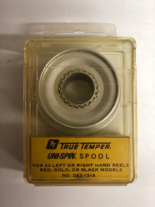 True-Temper Bronson Uni-Spin Spool with Case