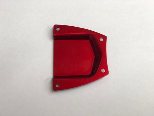 True-Temper Bronson 63 Red Sideplate