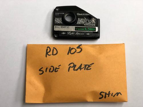 NEW SHIMANO SPINNING REEL PART RD0075 Custom 2000 Trip Plate Spring