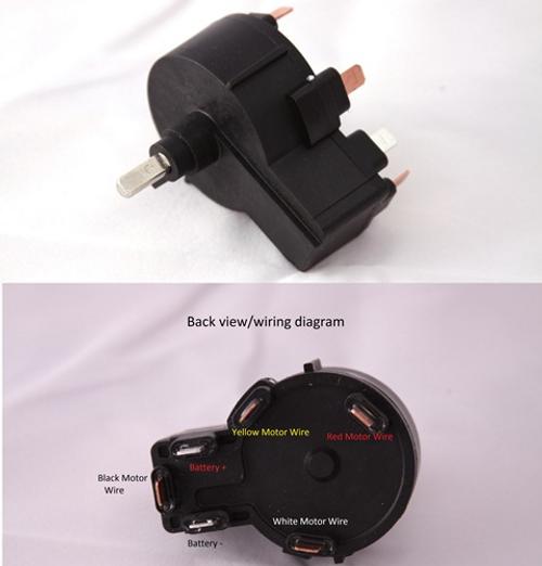Minn Kota Endura 5 Speed Switch Part #2064028