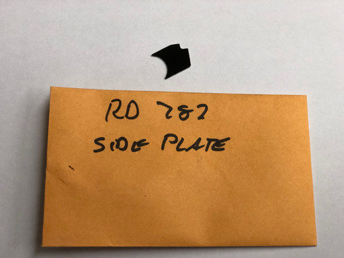RD 0782 Bail Spring Cover (used)