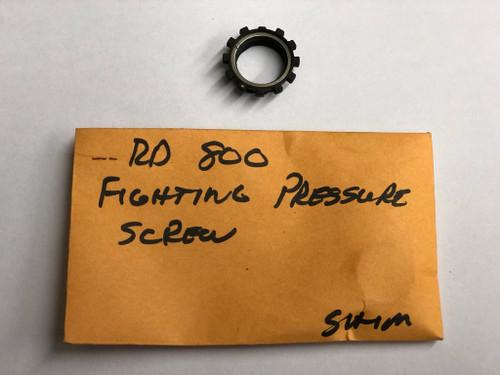 RD 0800 Fighting Pressure Screw