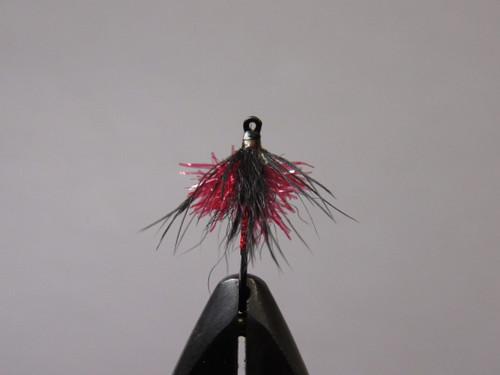 Spey Black/Red