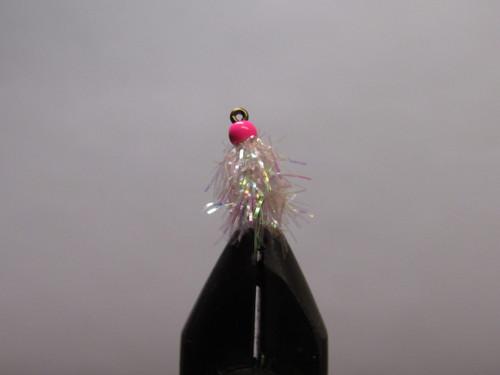 Bead Head Estaz Egg Pink/Shrimp Size 6
