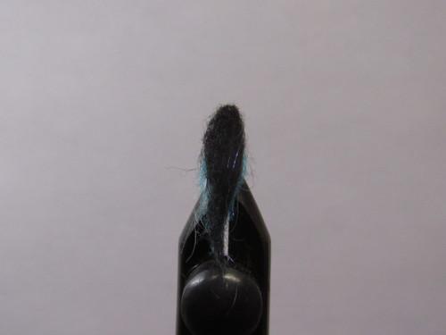 Bait Fish Black/Blue Streamer Size 6