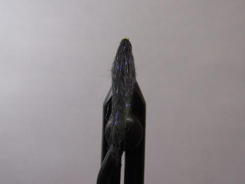 Black Flash/Green Streamer