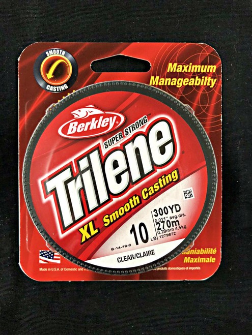 Trilene - XT Smooth Casting