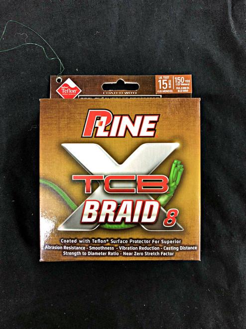 P-Line - XTCB Braid 8