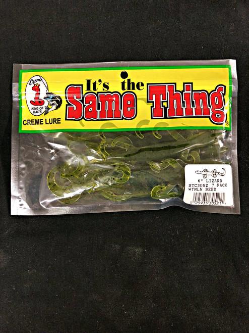 """Creme - 6"""" Lizard"""