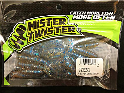 "Mister Twister - 4"" Twister Tail"