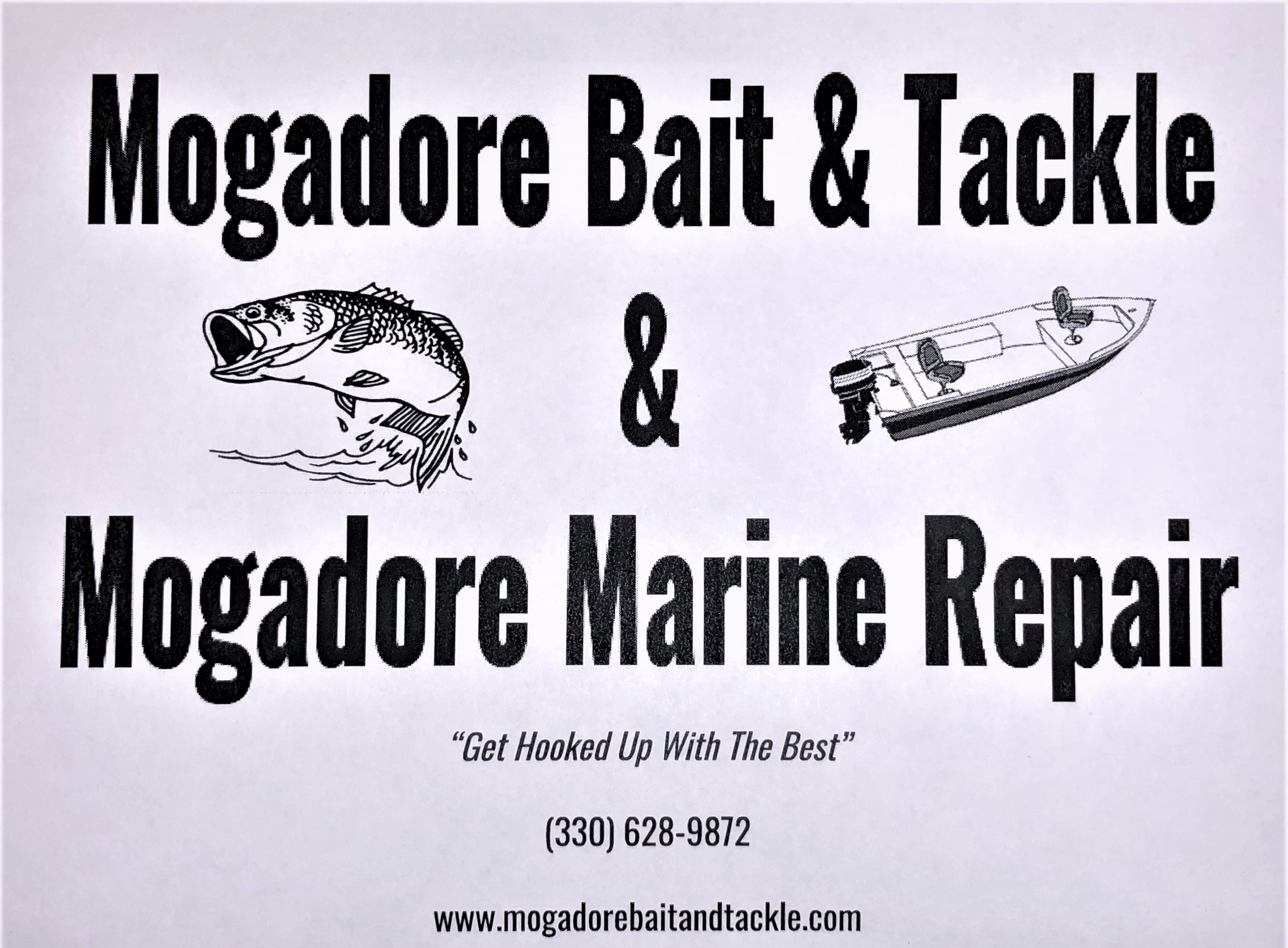 Mogadore Bait & Tackle & Marine Repair
