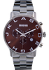 Barcelona 666 Alphabet Chrono SS Brown