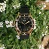 Nixon 38-20 Leather Gold Black (A467513)