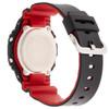 G-Shock DW-5600HR Black Red (DW-5600HR-1) BACK