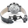 Fiyta Photographer Automatic Skeleton Leather Black (GA860012-BBB)