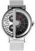 Xeric Soloscope RQ Black Silver Mesh (SRQ-3014-MESH)