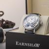Thomas Earnshaw Beaufort Anatolia Automatic Silver Black White (ES-8059-01)