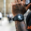 G-Shock DW5600BB Black (DW5600BB-1) wrist