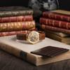 Thomas Earnshaw Bauer Hand Wind Skeleton Gold (ES-8049-02)