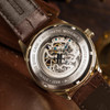 Thomas Earnshaw Armagh Automatic Gold Brown (ES-8037-03)