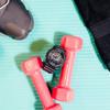G-Shock GMAS130VC S-Series Step Tracker Black (GMAS130VC-1A)