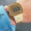 Casio Vintage Digital Gold (A168WG-9VT)