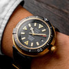 CCCP Kashalot Automatic Gold Black (CP-7027-03)