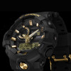 G-Shock GA710B Black Gold (GA710B-1A9)