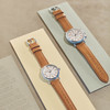 Shinola Statue of Liberty 41mm Limited Edition Brown (S0120109229)