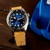Spinnaker Bradner Blue Tan (SP-5057-05)