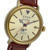 CCCP Heritage Automatic Gold Brown (CP-7020-03)