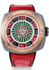 Nsquare Casino Limited Edition Automatic Red (G0369-N17.10)