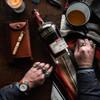 Jack Mason Nautical Chronograph White Tan (JM-N102-018) wrist coffee